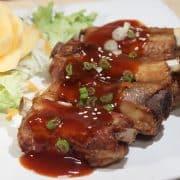 Boonnak Thai spare ribs - Boonnak Thai takeaway