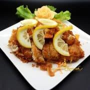 Chicken lemon