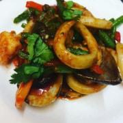 seafood prik kang